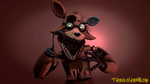 Withered Foxy by TheGoldenRob