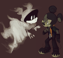 ghost mouse by cici-chi