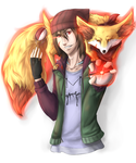 Guide and Fenton by Antarija