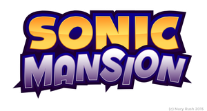 Sonic Mansion Logo by NuryRush