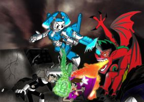 Ultima: our fight,right now by frame10 on DeviantArt