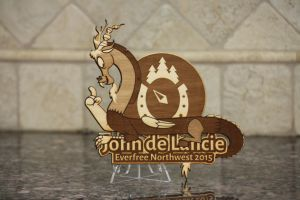 John de Lancie EFNW 2015 Plaque by Earth-Pony