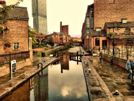 Manchester Canal 2 by hdai007