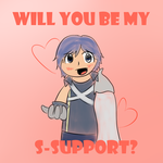 Chrom - Will You Be My S-Support? by GECKO-Nuzlockes