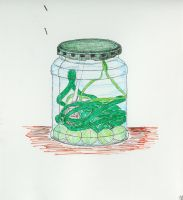 Jar Study by Merlenyn