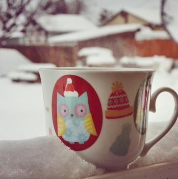 Warm Cup by CrazyKcee