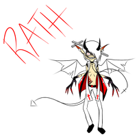 Rath - Cross Demon by Ask-Fire-Wolf-Prince