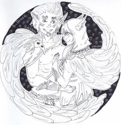 Love is in the air by s-inker
