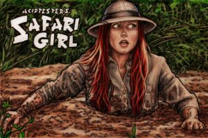Safari Girl by Covert-Operations