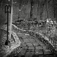 StoneStairs by Lost-in-a-day