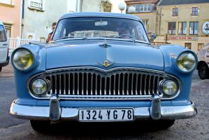 Simca Versailles 1956 by UdoChristmann