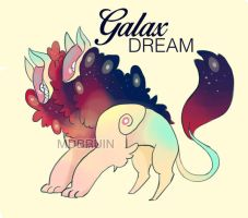 [CLOSED] Duerasi - Galax Dream by mdbruin