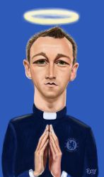 John Terry... Guilty? by Pudsybear