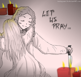 Carrie- Let Us Pray... by inukagome134