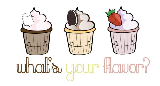What's Your Flavor? by glitterfly527