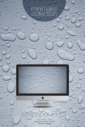 Water drop PRO wallpaper by samuelreis