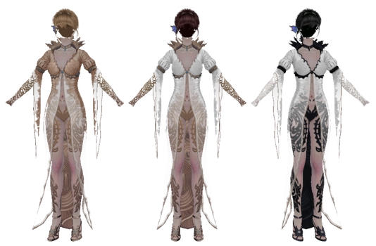 Tera online: Nimloth Outfit by Jalmod
