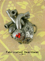 Fabricated Heartbeat - Front by monsterkookies