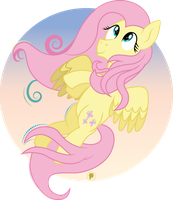 Fluttering The Sky by illumnious