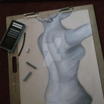 Mannequin Torso by awesomestarz