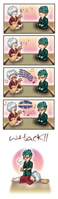 Gintama- Thousand Winds by A3ulez