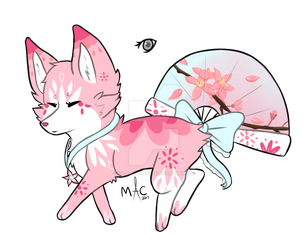 [CLOSED] Cherry Blossom by CylaDavenport