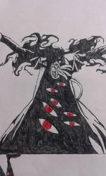 Alucard. by Dustin-The-Vicarious