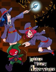 Little Witch Adventure by L-Rossfellow