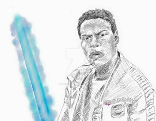 Finn by AllisArtWorld
