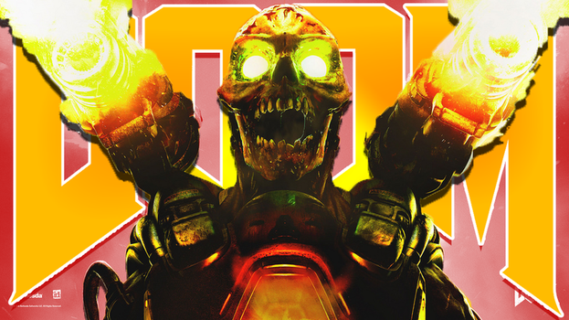 [THUMBNAIL] Doom Livestream by CauseImEd