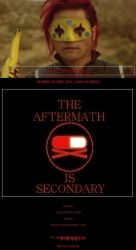 The Aftermath Is Secondary skin by IamRinoaHeartilly