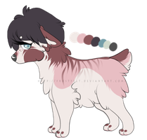 Dog adopt $3/300 open by Frostfelt