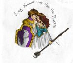 Evry Knigth must have His Princess by Biby95