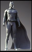 Zbrush 2 Batman Begins 2006 by alexanderstojanov