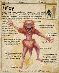 Labyrinth Guide - Firey Page 1 by Chaotica-I