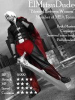 Proud member of the M2A Team by ElMitsuDude