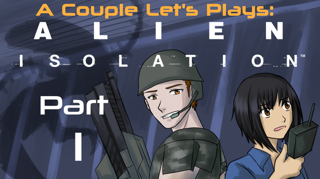 ACLP: Alien Isolation Thumbnail by Chuushiri