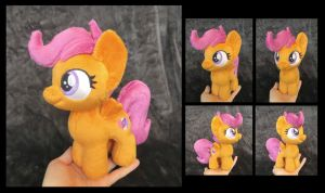 #015 - Scootaloo by fireflytwinkletoes