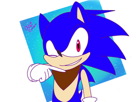 Sonic Test by ChibiConan