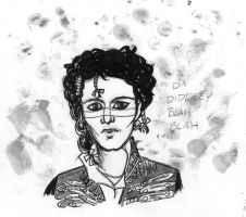 Another Adam Ant by chickaferdy