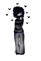 Zane | Aphmau - MyStreet Roleplay by RedHairedN3rd
