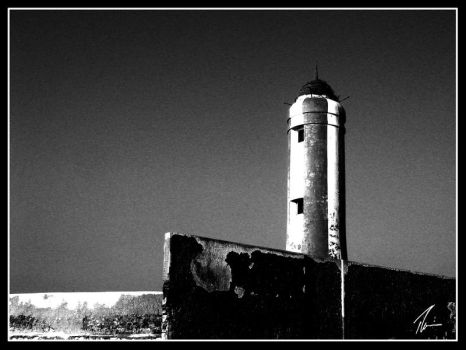 The Old LightHouse by passionelle