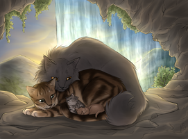 Naptime by AnnMY