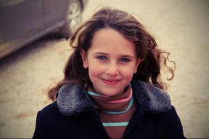 Look at her eyes ~ See the hope in Syrian kids by promise2smile4ever