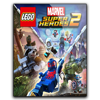 Lego Marvel Super Heroes 2 by Mugiwara40k