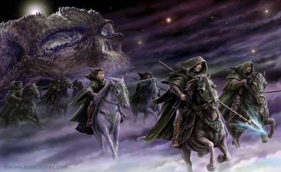Drow Wars book 3 by Ironshod