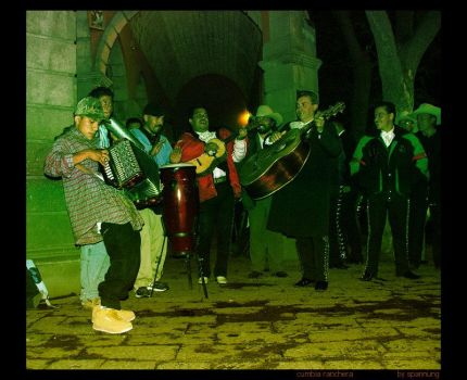 cumbia ranchera by spannung