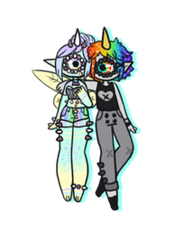 [ Rainbow ] by hello-planet-chan