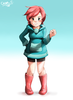 Super Smash Bros. Ballot Vote - Kumatora! by kjshadows131