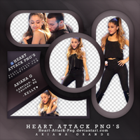 +Pack PNG Ariana Grande by ThatLove